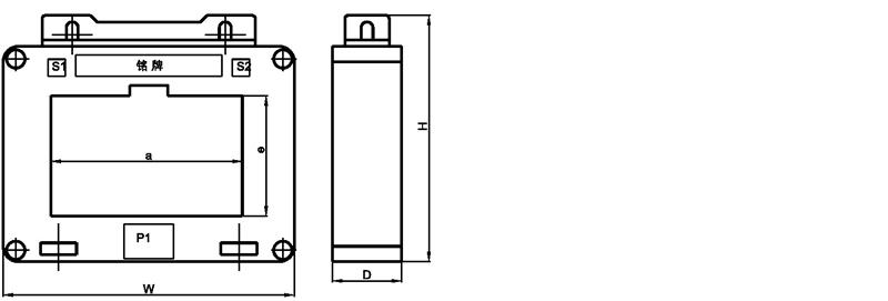 产品简介:低压电流互感器主要